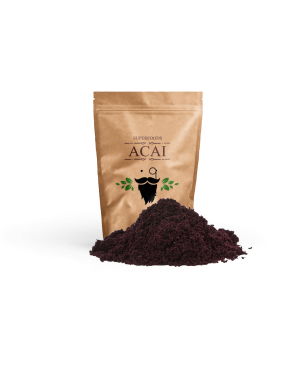 Acai Berry (Freeze Dried powder organic)